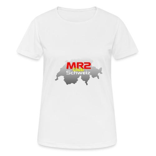 Logo MR2 Club Logo - Frauen T-Shirt atmungsaktiv