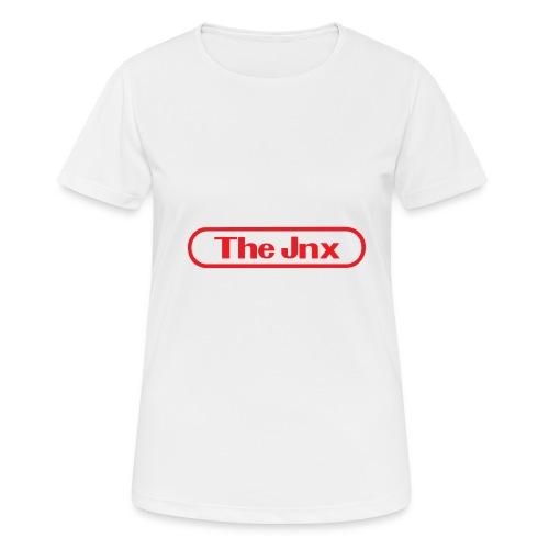The Jnx - Andningsaktiv T-shirt dam