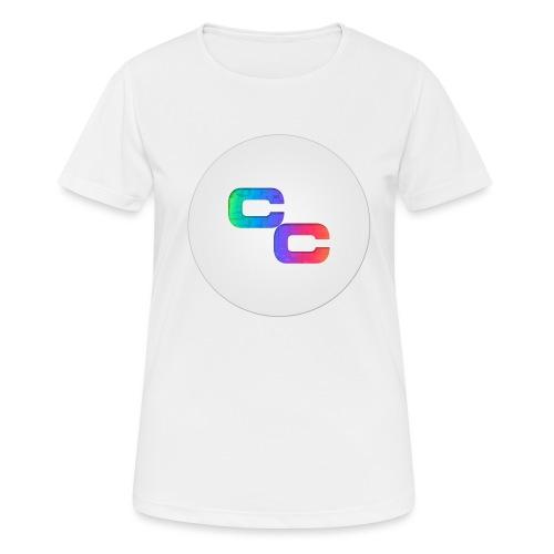 Callum Causer Rainbow - Women's Breathable T-Shirt