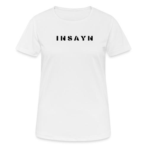 I n s a y n - T-shirt respirant Femme