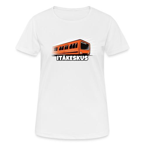 METRO ITÄKESKUS, T-Shirts +150 Products Webshop - naisten tekninen t-paita