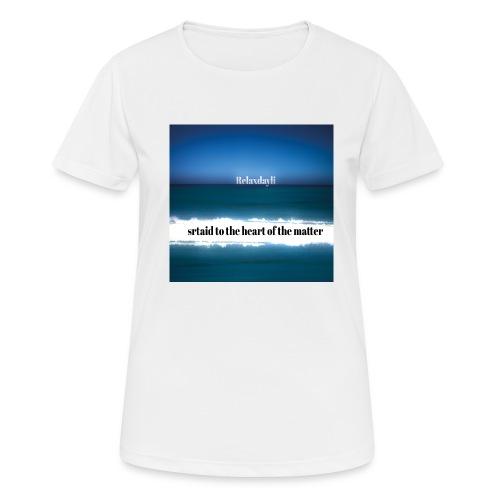 Relaxdayli - Frauen T-Shirt atmungsaktiv