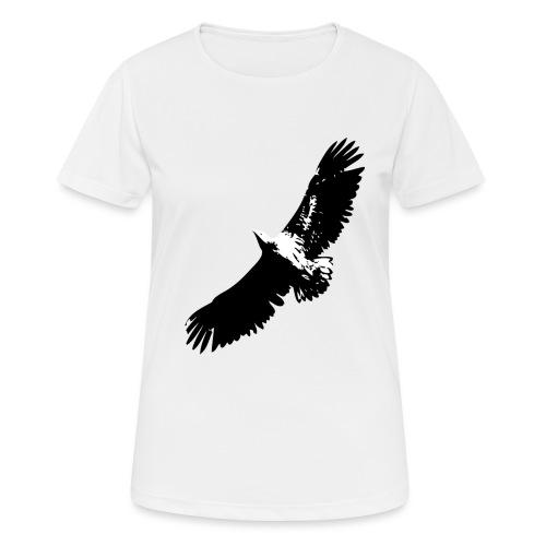 Fly like an eagle - Frauen T-Shirt atmungsaktiv