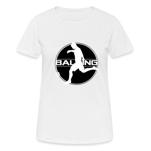 Balling - Vrouwen T-shirt ademend actief