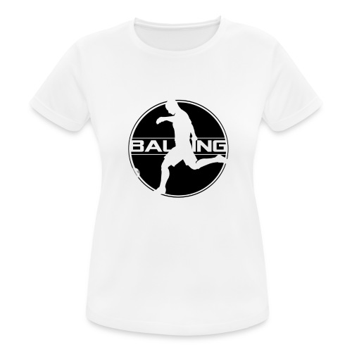 Balling - vrouwen T-shirt ademend