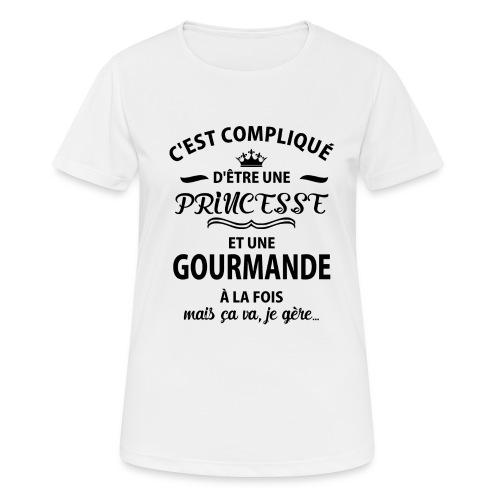 cxvxg - T-shirt respirant Femme