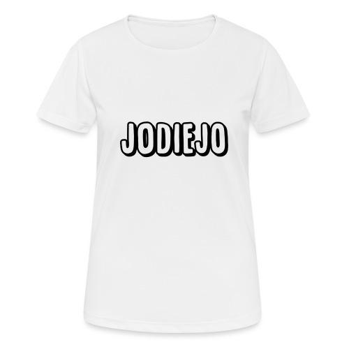 Jodiejo - Vrouwen T-shirt ademend actief