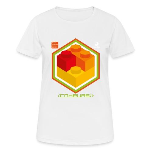 Esprit Brickodeurs - T-shirt respirant Femme