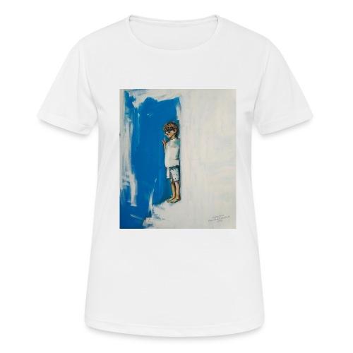 THE CHOICE - Koszulka damska oddychająca