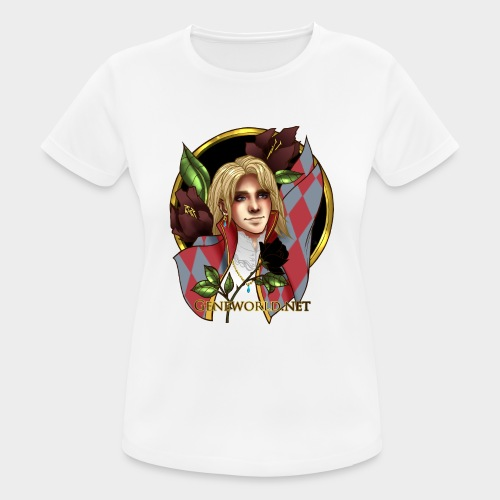Geneworld - Hauru - T-shirt respirant Femme