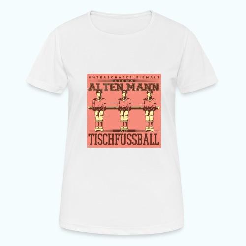 Tischfussball Freunde - Women's Breathable T-Shirt