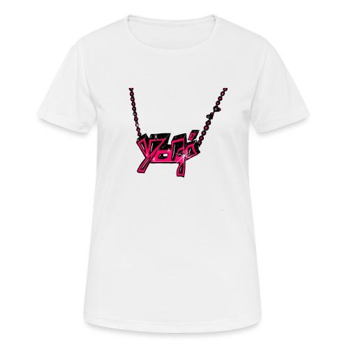 yogitshirt - Frauen T-Shirt atmungsaktiv