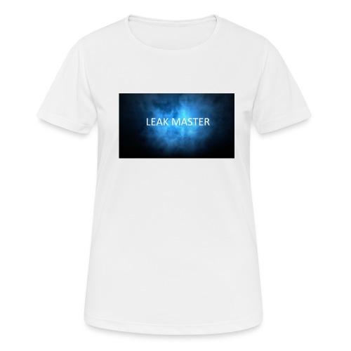 leak master - Women's Breathable T-Shirt