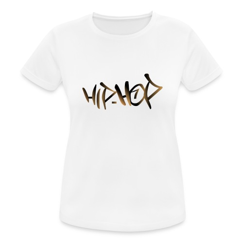 HIP HOP - Women's Breathable T-Shirt