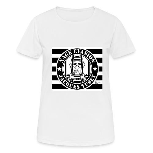 NAGE EVASION - T-shirt respirant Femme