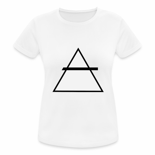 ALKIMASTA - T-shirt respirant Femme