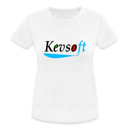 Kevsoft - Women's Breathable T-Shirt
