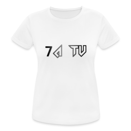 7A TV - Women's Breathable T-Shirt
