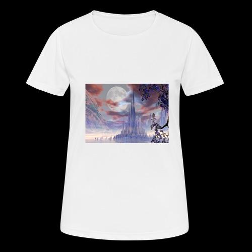 FANTASY 3 - Frauen T-Shirt atmungsaktiv