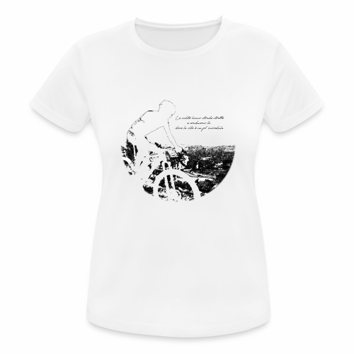 La vita incredula - Maglietta da donna traspirante