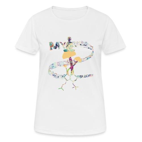 My Psilocybin (Light) - Andningsaktiv T-shirt dam