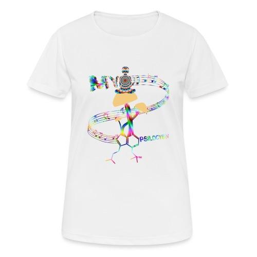 My Psilocybin (Psychadelic) - Andningsaktiv T-shirt dam