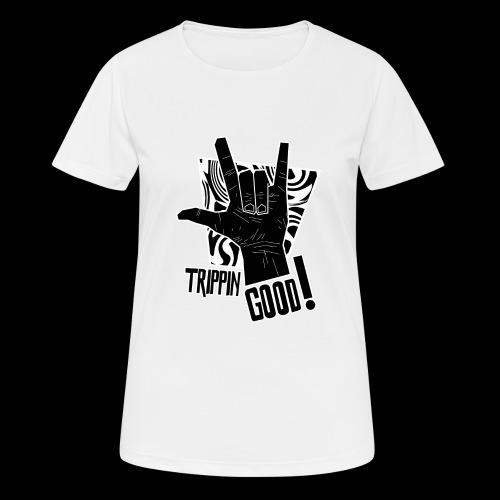 TRIPPIN GOOD 2 - Maglietta da donna traspirante