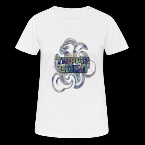TRIPPIN GOOD 3 - Maglietta da donna traspirante