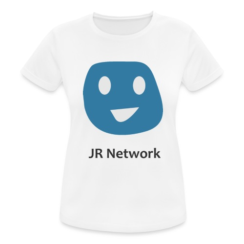 JR Network - Women's Breathable T-Shirt