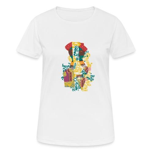 G'sab - Tunisia Today - Women's Breathable T-Shirt