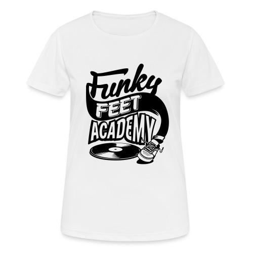Hip Hop - T-shirt respirant Femme