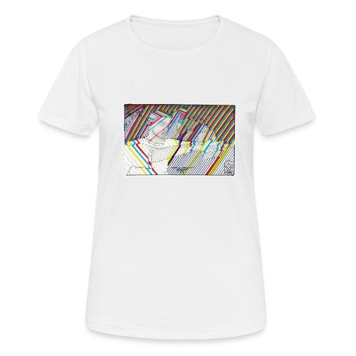 TWIST - Women's Breathable T-Shirt