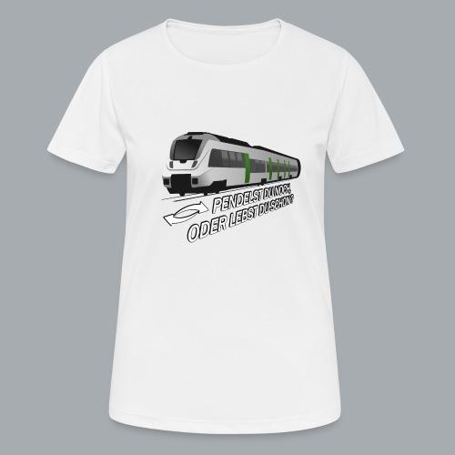 Pendeln - Frauen T-Shirt atmungsaktiv