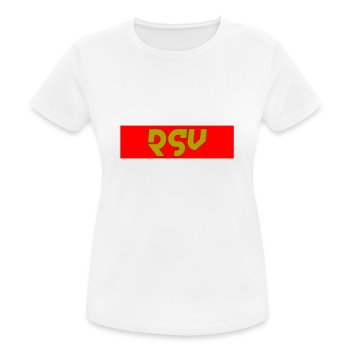 rsv - T-shirt respirant Femme