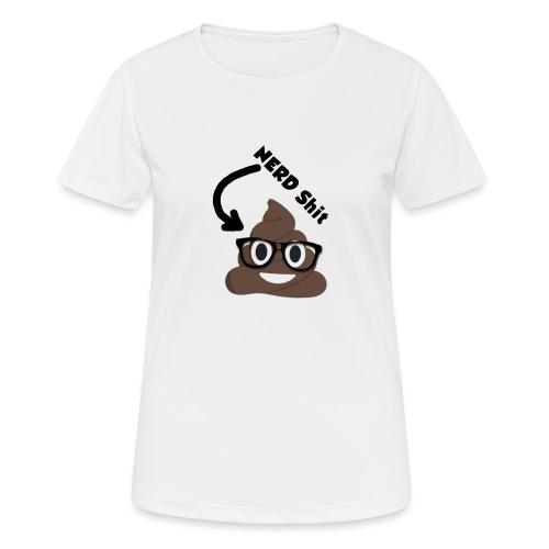 NERD Shit - Frauen T-Shirt atmungsaktiv