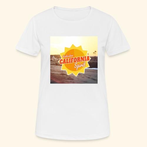 SunRise - T-shirt respirant Femme