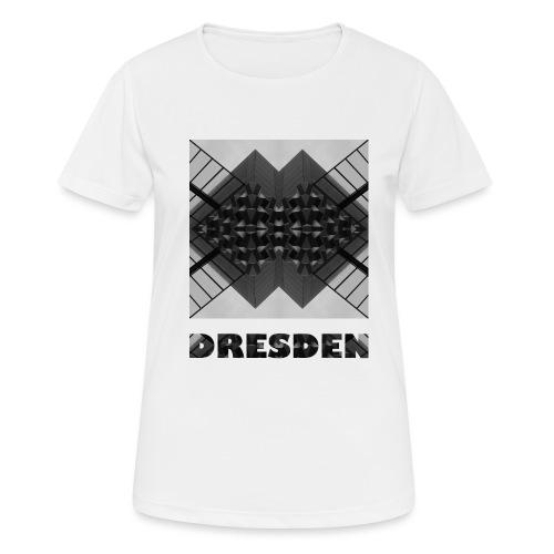 Dresden #1 - Frauen T-Shirt atmungsaktiv