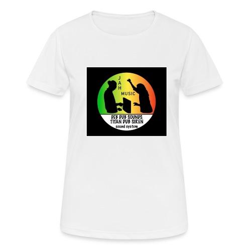 Deb Dub & Titan Dub Siren - Women's Breathable T-Shirt