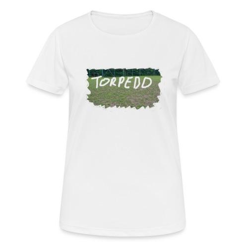 torpedo frauntal png - Frauen T-Shirt atmungsaktiv