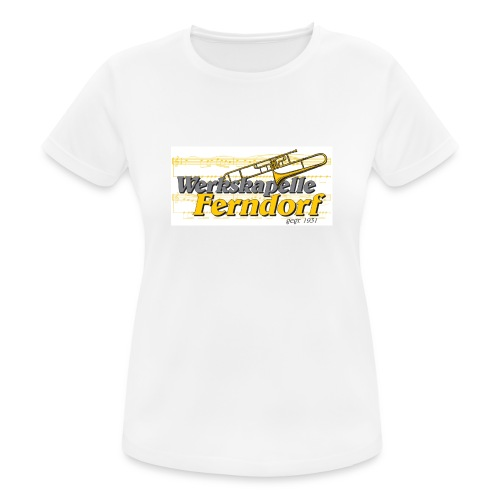 Logo WK Ferndorf - Frauen T-Shirt atmungsaktiv