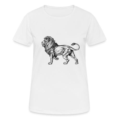 Kylion T-shirt - Vrouwen T-shirt ademend actief