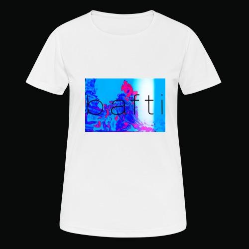 bafti lsd tee - Dame T-shirt svedtransporterende