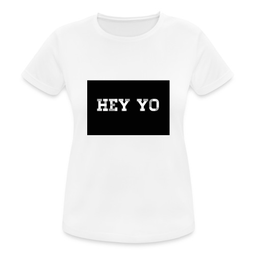 Hey yo - T-shirt respirant Femme