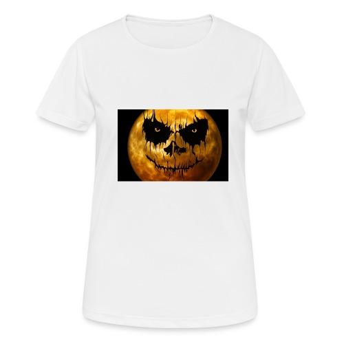 Halloween Mond Shadow Gamer Limited Edition - Frauen T-Shirt atmungsaktiv