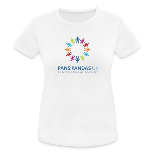 PANS PANDAS UK - Women's Breathable T-Shirt