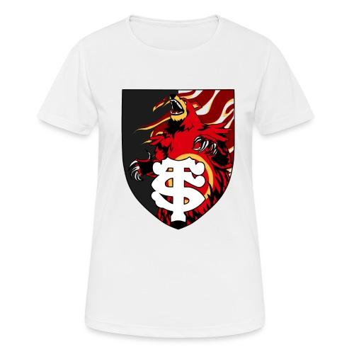 Stade touloursaring - T-shirt respirant Femme