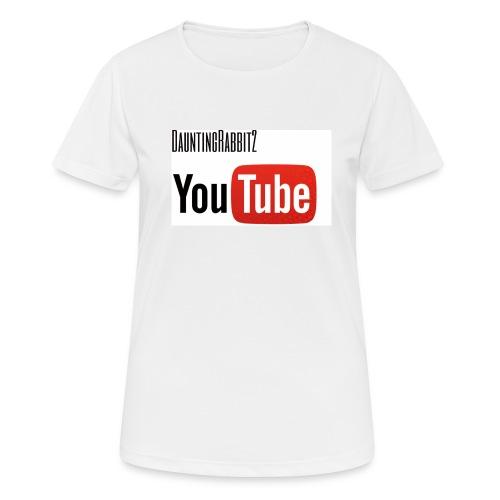 DauntingRabbit2 - Andningsaktiv T-shirt dam