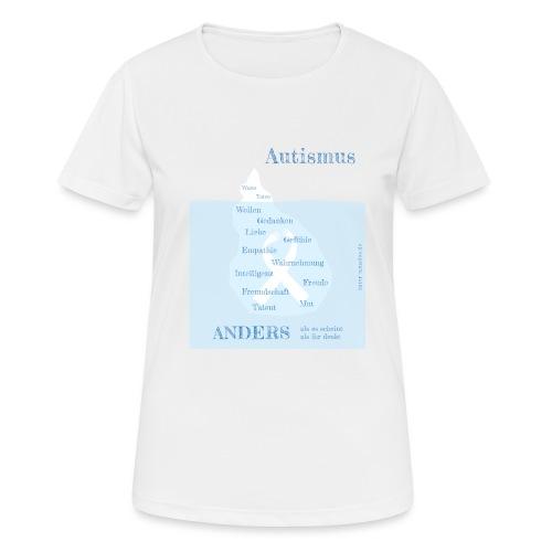 Autismus - anders als man denkt - Frauen T-Shirt atmungsaktiv