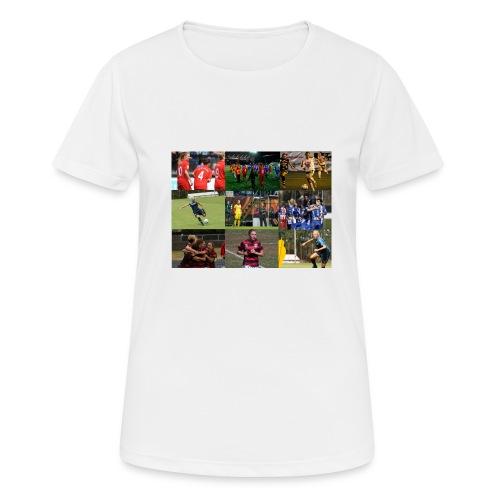 min resa - babybody - Andningsaktiv T-shirt dam
