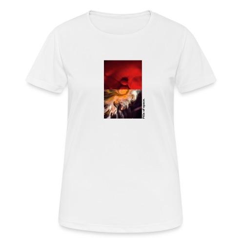 Pills of space. - Frauen T-Shirt atmungsaktiv
